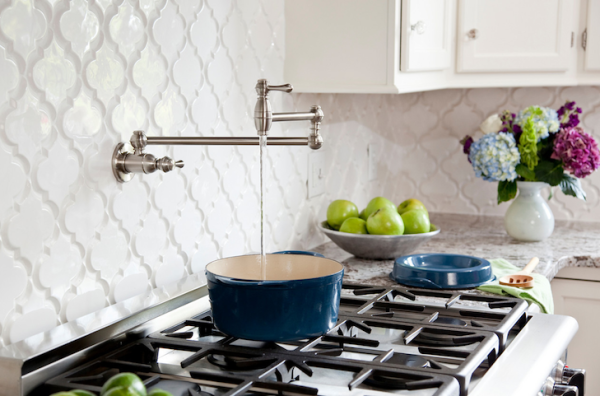 beveled-tiles-stove-pot-filler